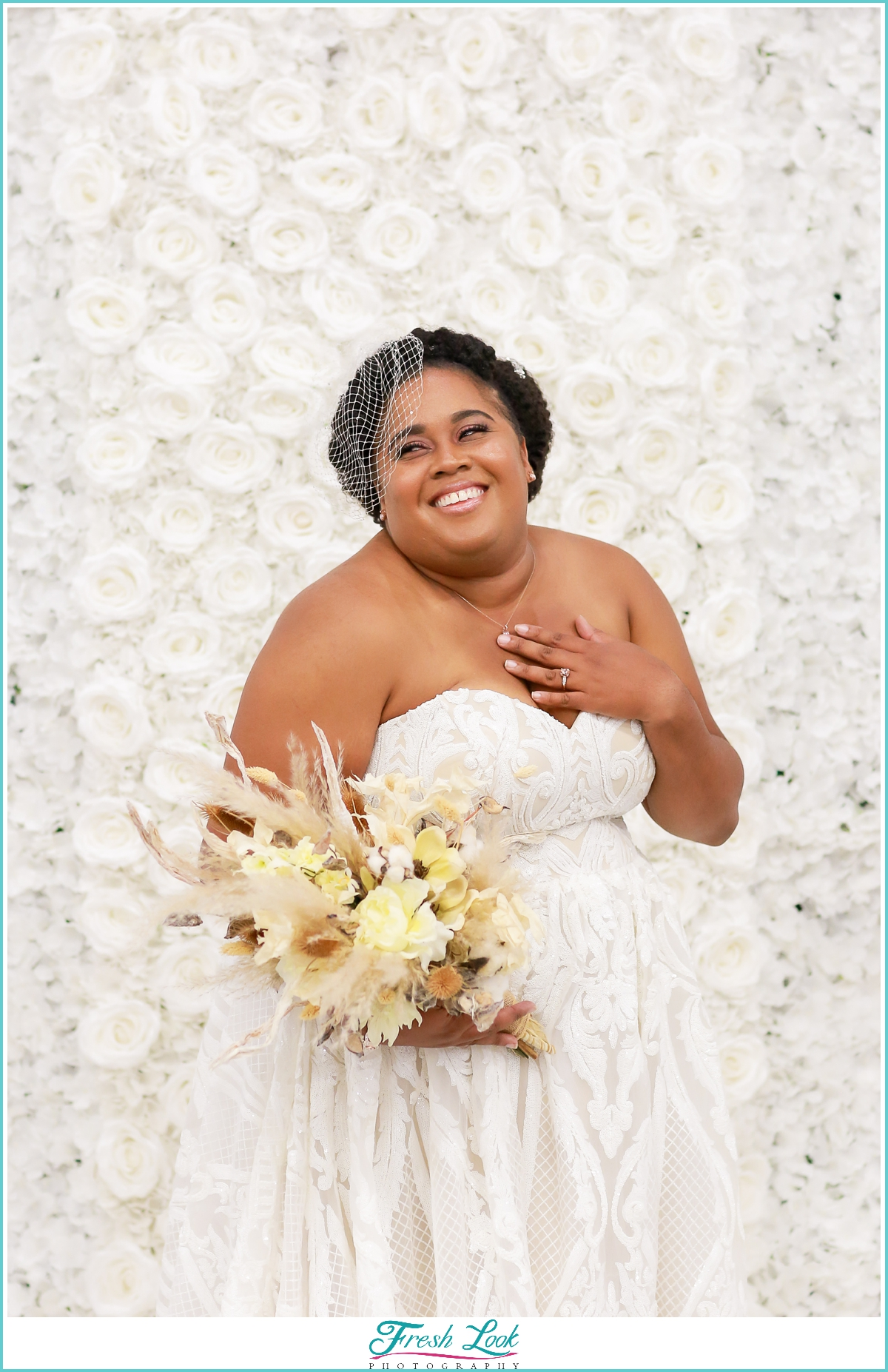 Joyful Bridal Portraits
