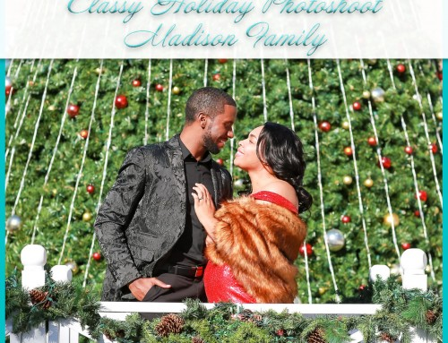 Classy Holiday Photoshoot | Madison Family
