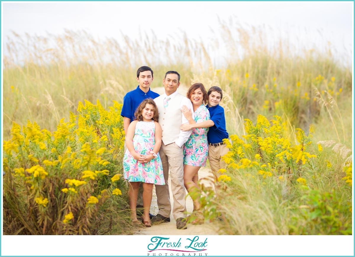 Virginia Beach family photos