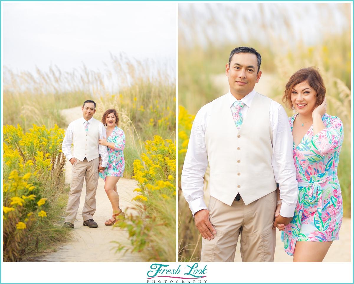 Virginia Beach couples photos