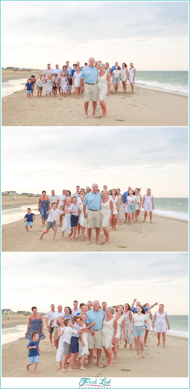 fun photos on the beach