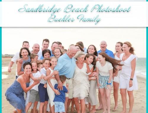 Sandbridge Virginia Photoshoot | Buehler Family