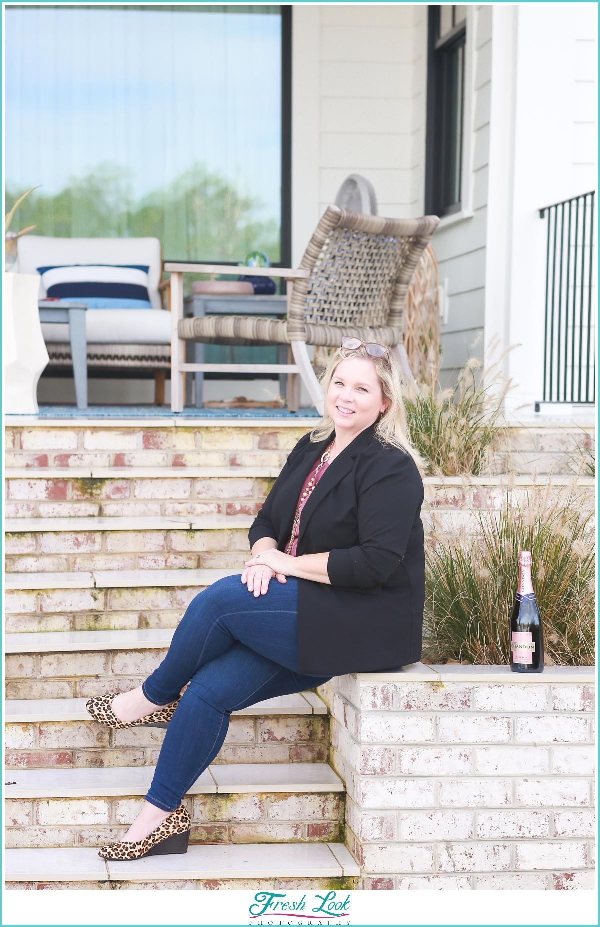 Virginia personal branding photographer