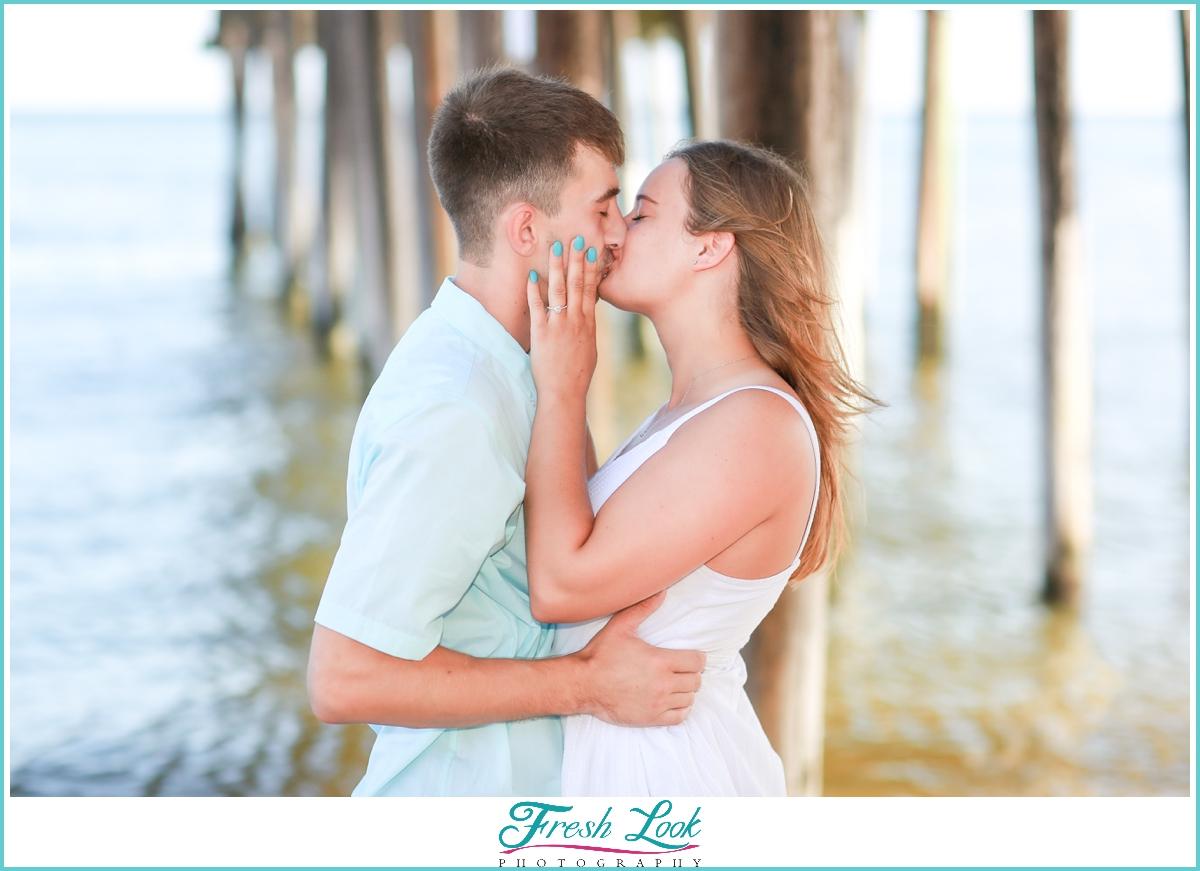 Virginia Beach proposal photographer