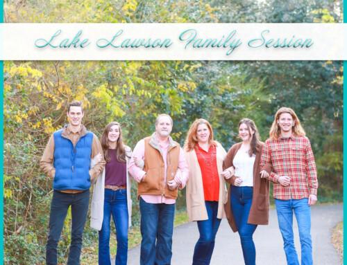 Lake Lawson Photoshoot | Virginia Beach