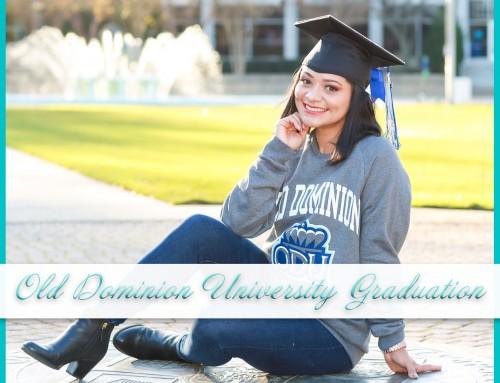 Old Dominion University Graduation Photos | Olga