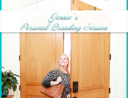 Realtor Personal Branding Session | Jennie