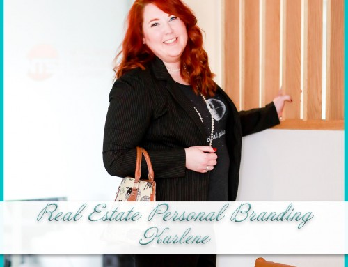 Real Estate Personal Branding Session | Karlene