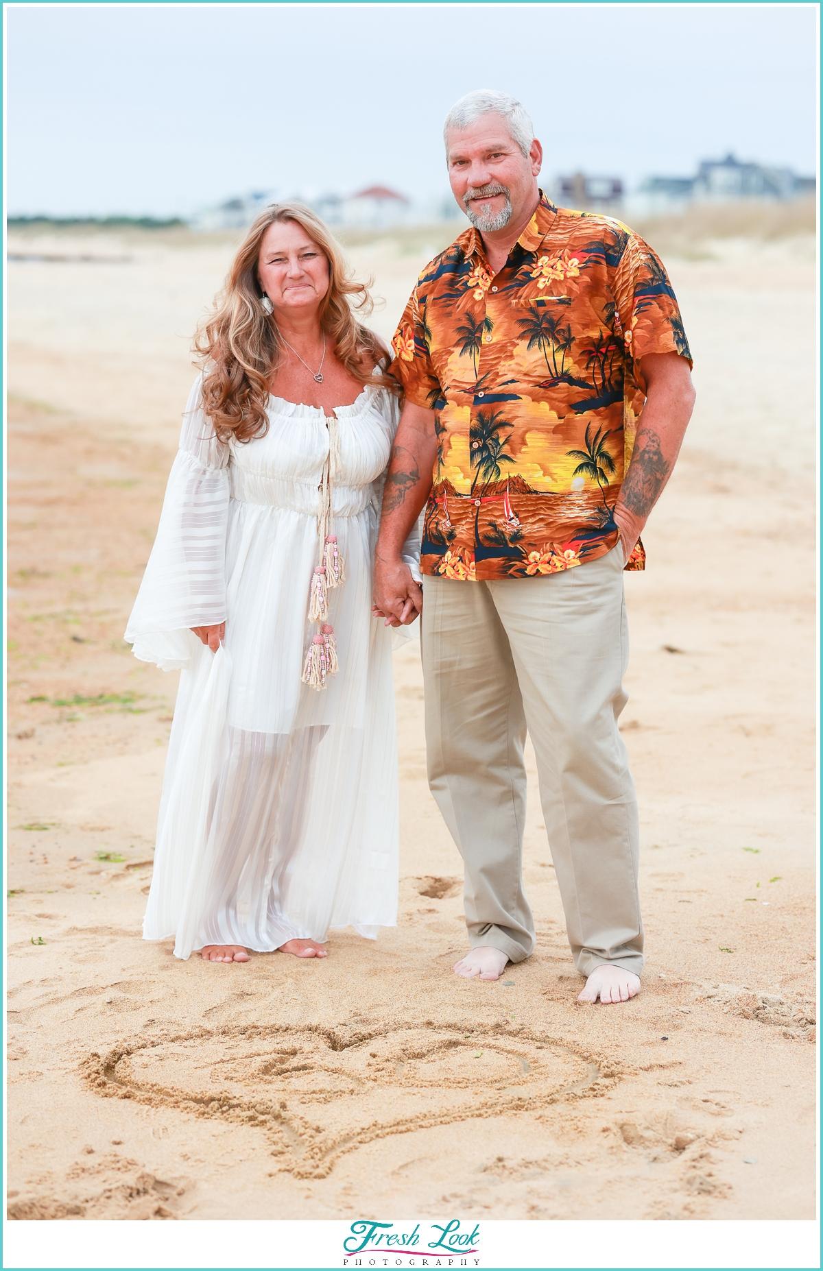 30th anniversary couples photoshoot