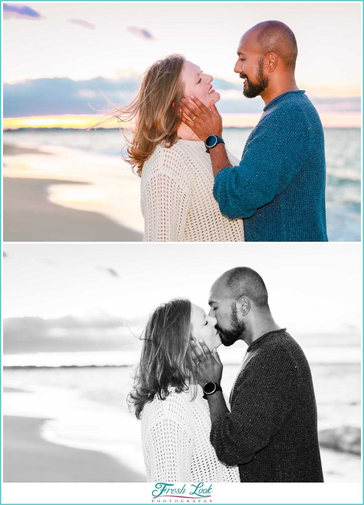 husband and wife photoshoot