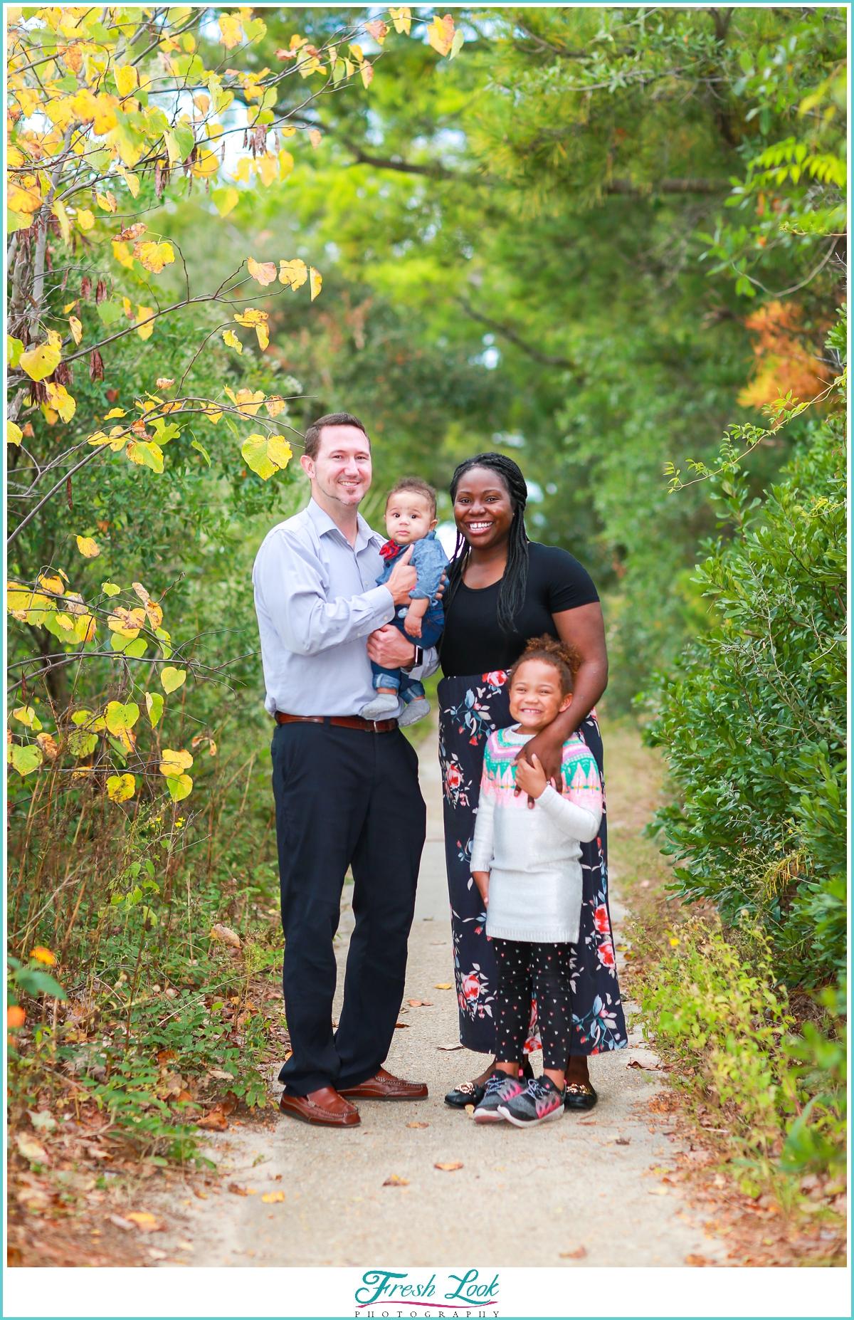 Woodsy family photos