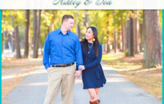 Dreamy Fall Engagement Session