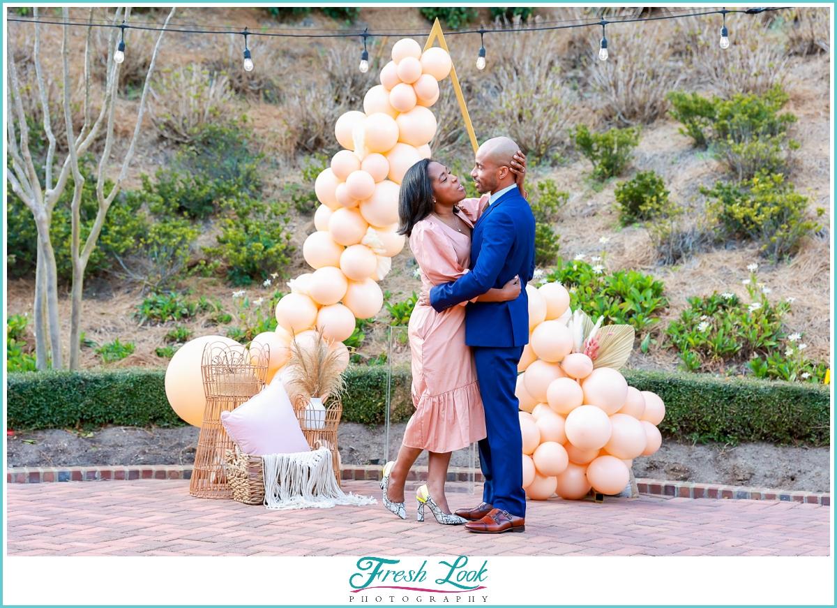 Virginia Beach boho surprise elopement