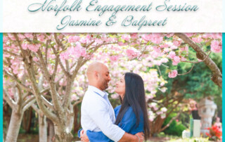 Norfolk Engagement Session