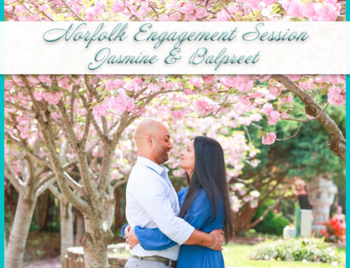 Norfolk Engagement Session | Jasmine+Balpreet
