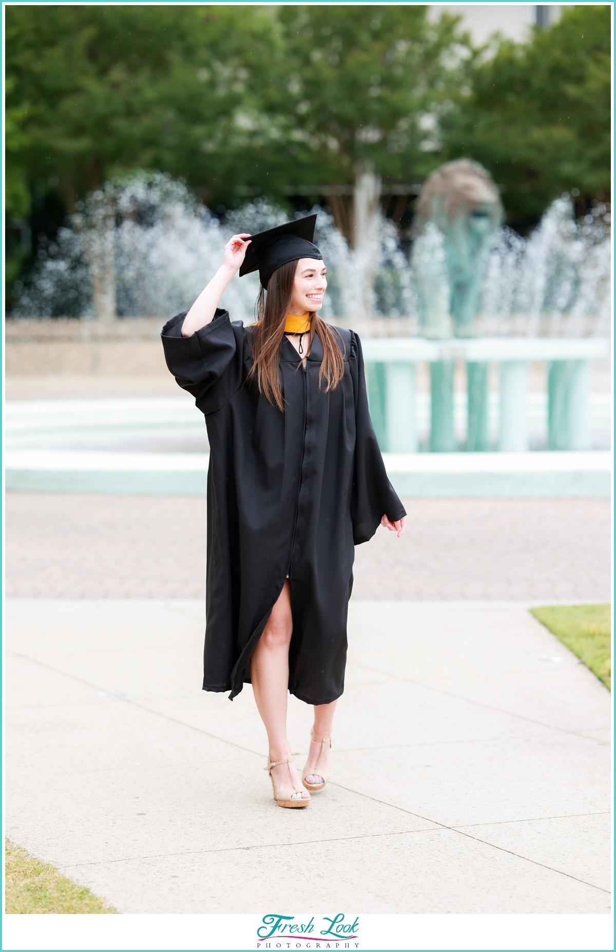 ODU Graduation Photography