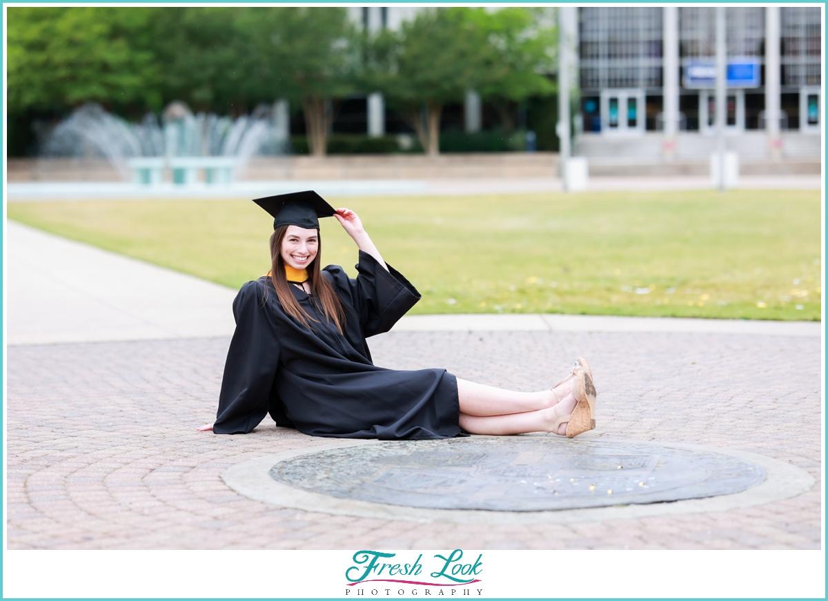 ODU Graduation Photo session