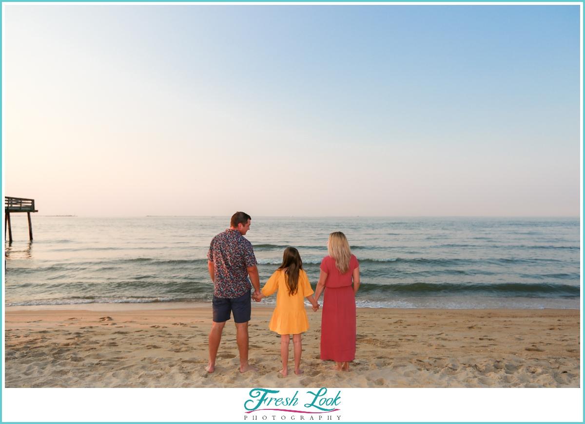 beach photoshoot ideas