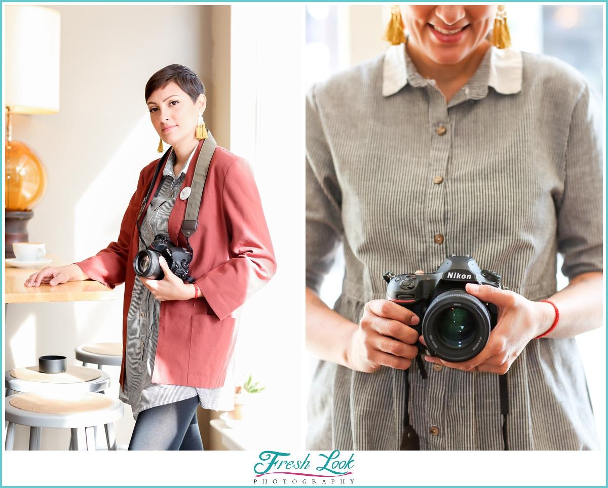 Headshots for Photographers