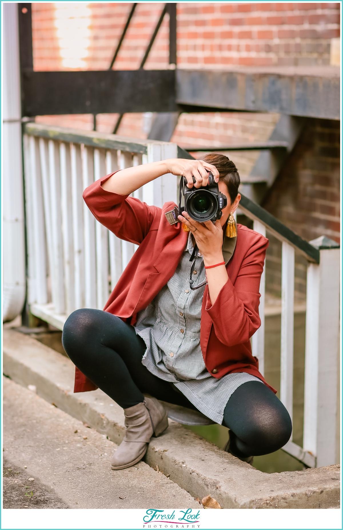 Urban Headshots for photographer