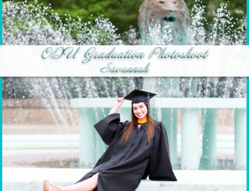 ODU Graduation Photoshoot | Savannah