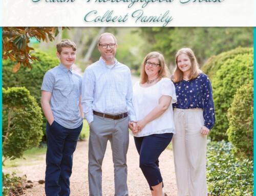 Adam Thoroughgood House | Colbert Family