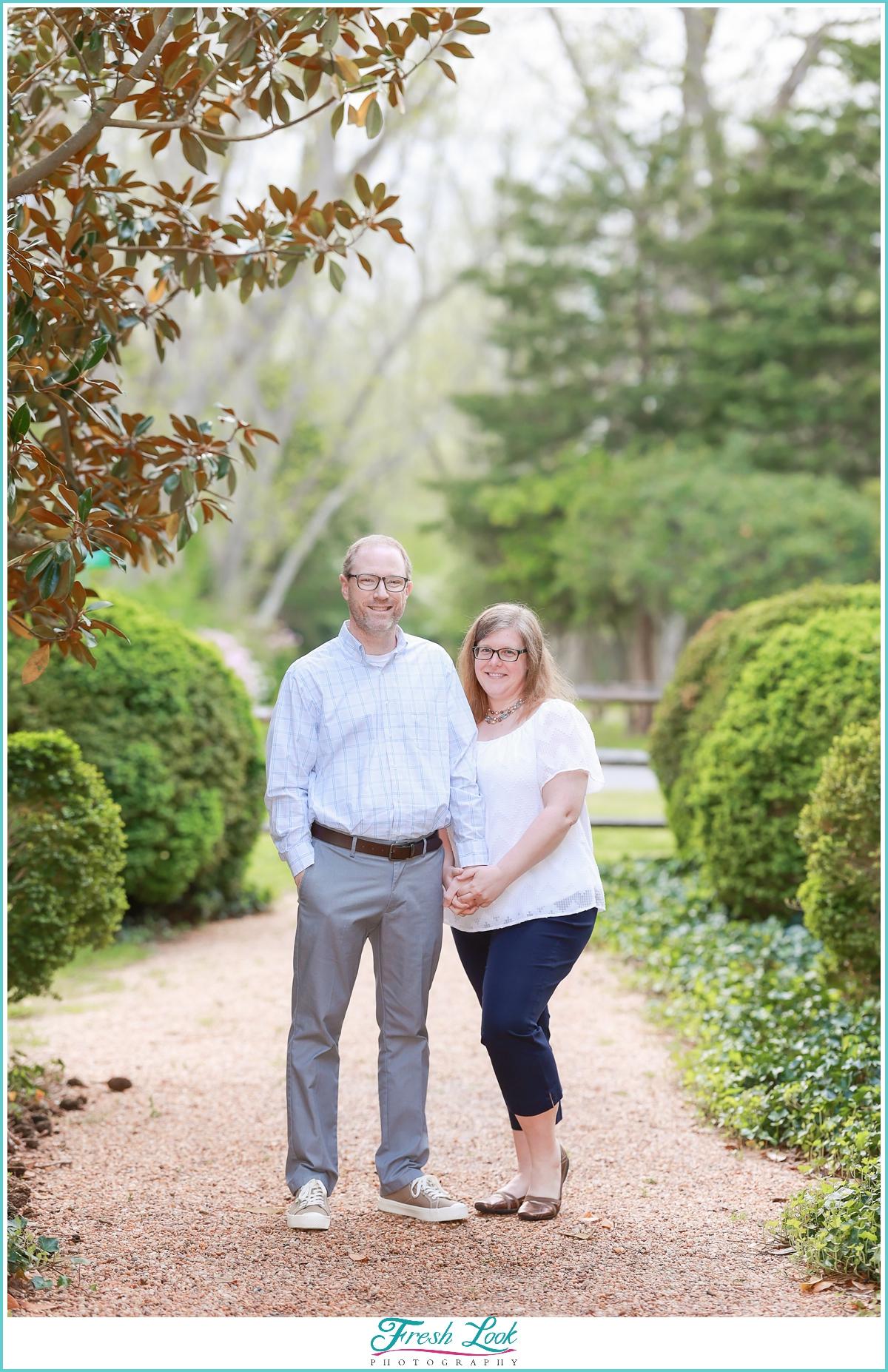 couples photos in Virginia Beach