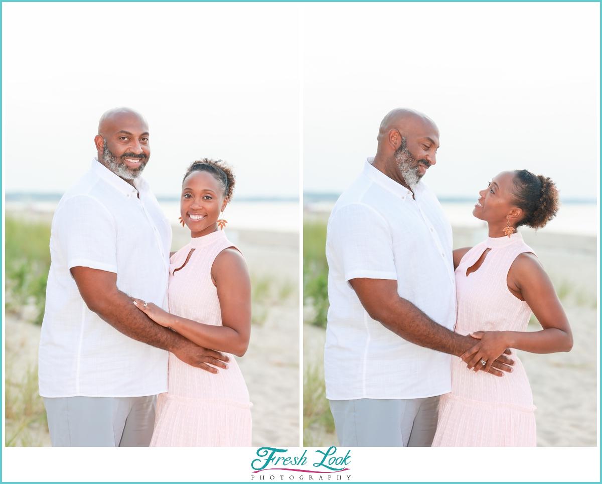 Virginia Beach couples photography