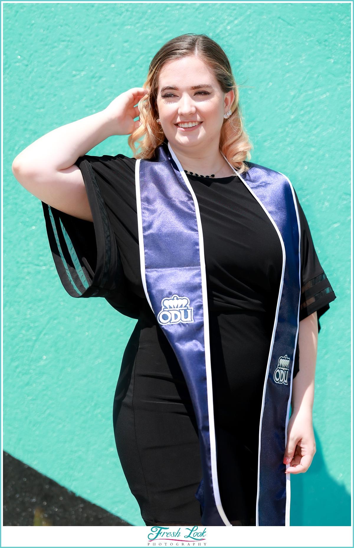 ODU Graduation Photographer