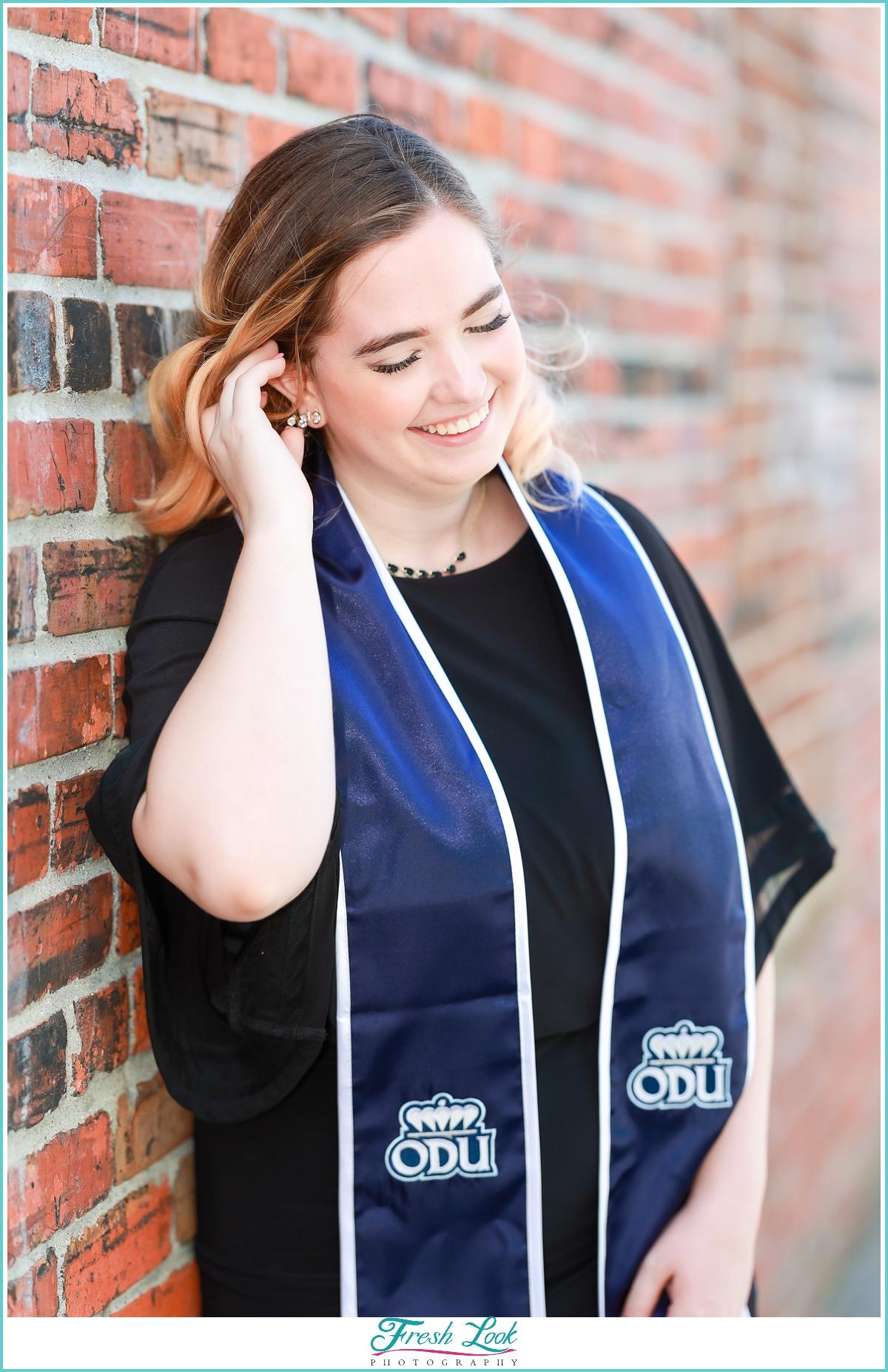 Old Dominion University Graduation Photographer