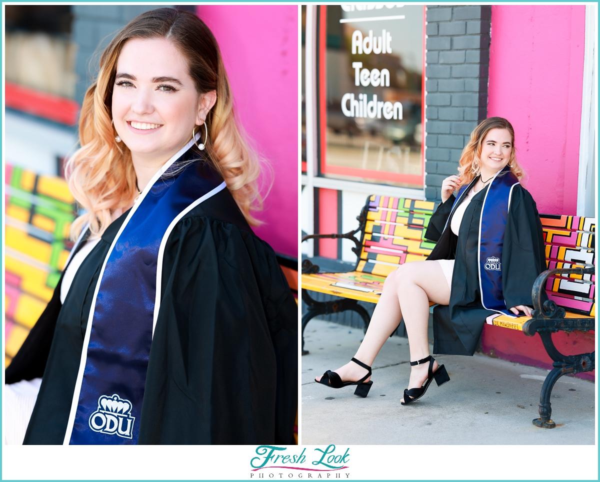 ODU Graduate Photographer