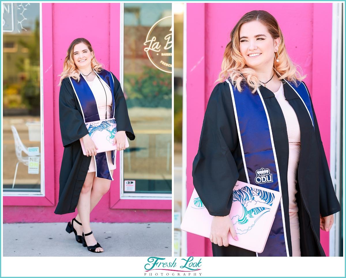 ODU College Graduation Photography