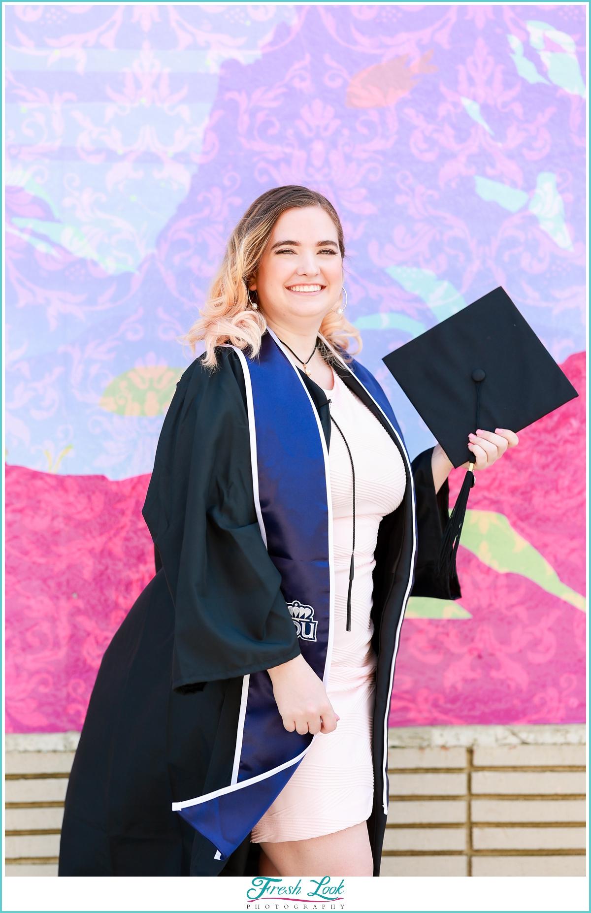 ODU Graduation Photoshoot