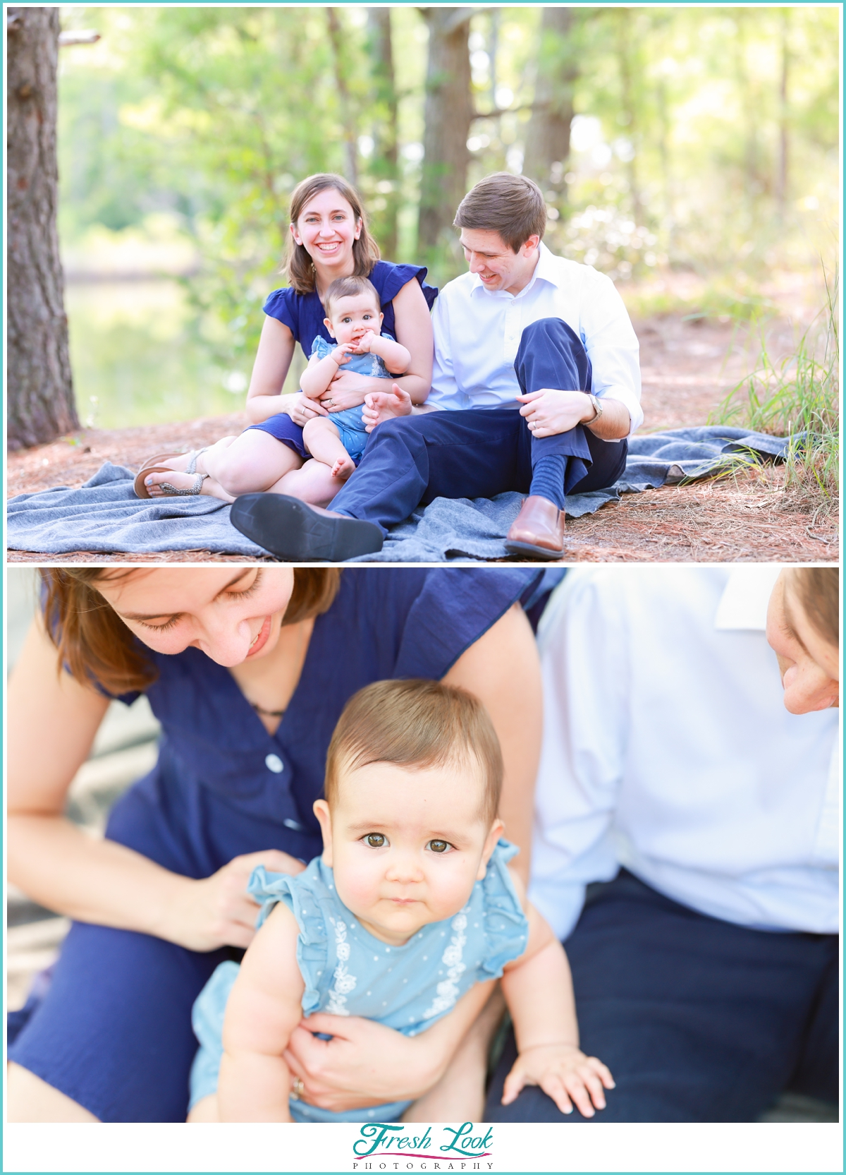 Pleasure House Point Family Session