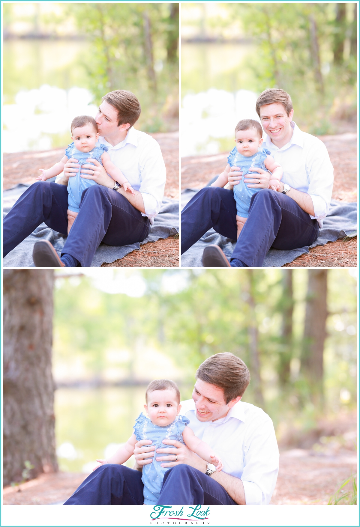 Fathers of Daughters photoshoot