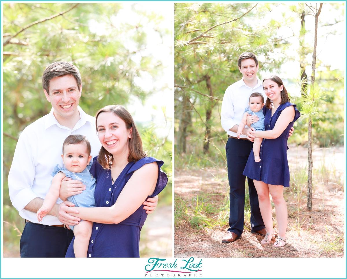 Pleasure House Point Family Photos