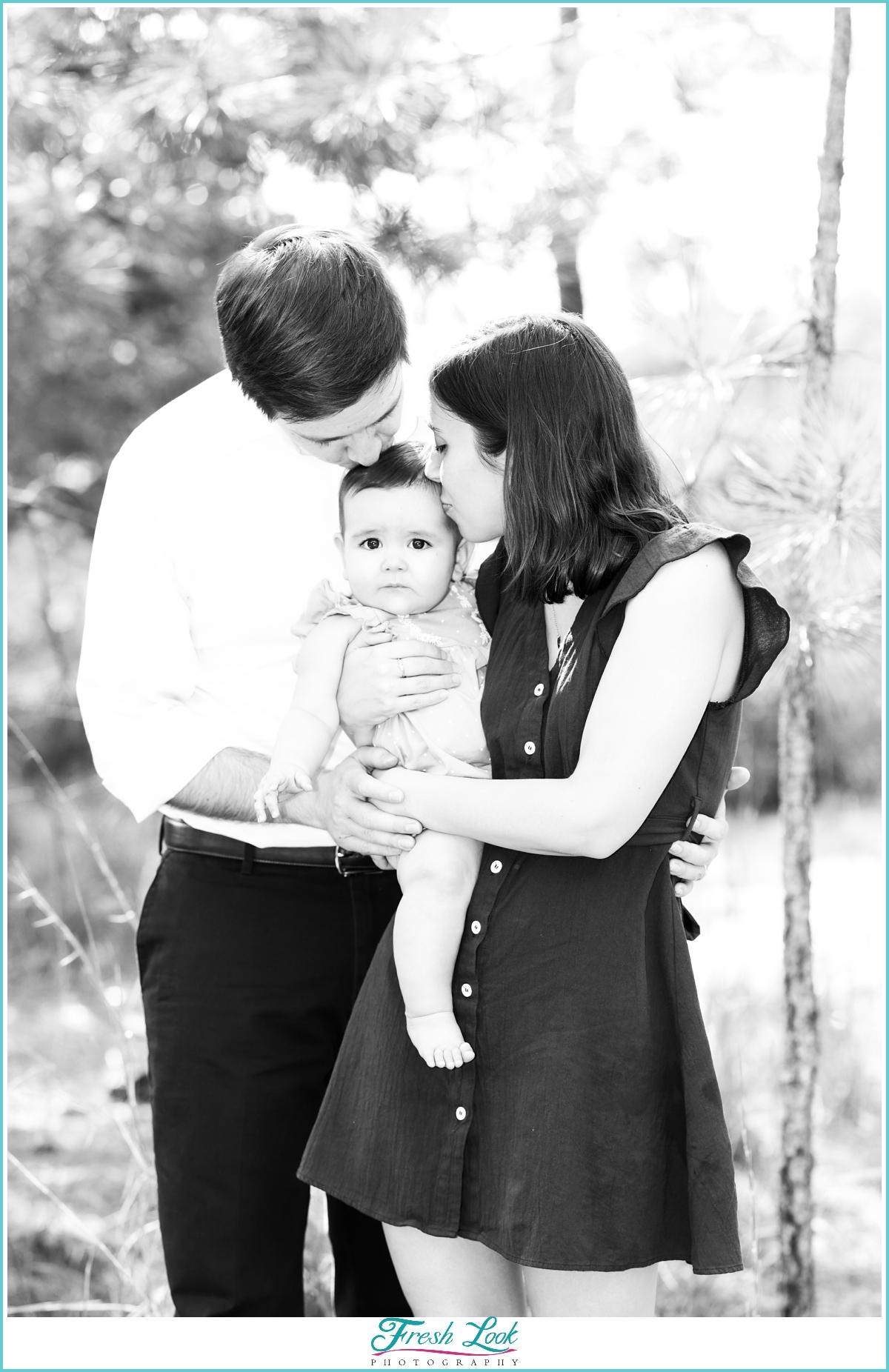 Woodsy Family Photoshoot